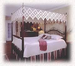 Heirloom Fishnet Bed Canopy of North Carolina
