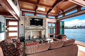 how high to hang tv above fireplace prodigious a luxury floating home also whats wrong in how high to hang tv above fireplace