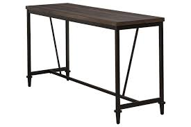 Hillsdale Trevino 3-Piece Counter Height Table Set - Walnut/Brown ...