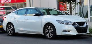 2017 Nissan Maxima Platinum Accent Lighting Nissan Maxima Wikipedia