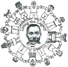 Martin Luther King Coloring Pages Free Martin King Coloring Pages ...