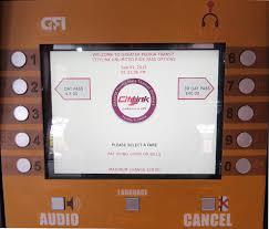Transit Vending Machines New New Ticket Vending Machine Installed At CityLink Transit Center