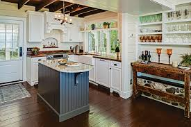 Cabin Kitchen Design Style