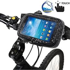 Huawei P20 Waterproof <b>Universal Bicycle Phone Holder</b>: Amazon ...