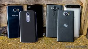 Where are smartphones made Android Authority