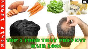 prevent hair loss or hair fall