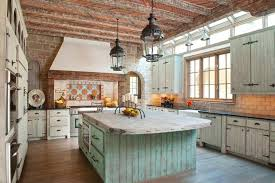 rustic french country kitchens. Rustic French Country Kitchen Dark Brown Laminated Wooden Floor Hanging Pendant Lights Black Gloss Cabinets Cape Kitchens