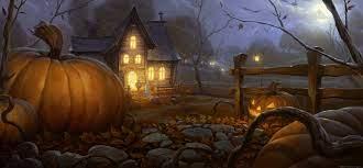 Halloween wallpaper. Pictures of cities ...