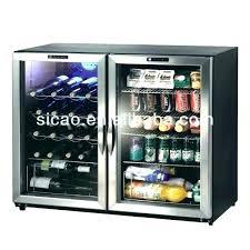 mini display fridge mini beer refrigerator mini fridge glass door mini fridge glass door double glass