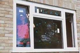 residential window installation take