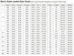 Mens Blazer Size Chart Google Search Mens Shirt Pattern
