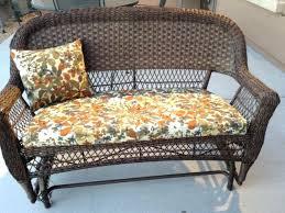wicker chair cushions outdoor patio chair cushions