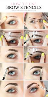 now you have your basic shape its time to get crafty use the powder brow you have created as a starting point and adjust it to your perfect eyebrow by