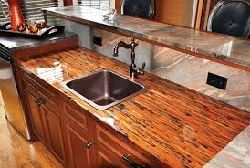 enchantment counter with copper dune granite
