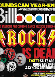 Details About Billboard Music Magazine The Years Of Rock The