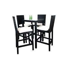 white outdoor dining settings australia wicker table and chairs nz arena living bar set with 4