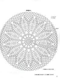 Crochet Doily Chart Pattern Crochet Ideas And Tips Juxtapost