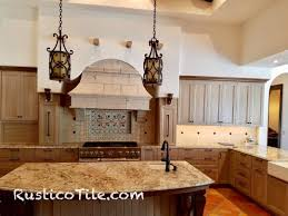 Mexican Tile Kitchen Rustico Tile And Stone