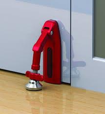 DoorJammer Portable Door Lock Brace for Security & Personal ...