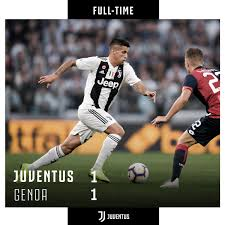 Juventus vs Genoa 1-1 – Highlights ...