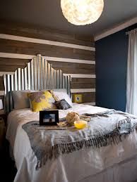 Corrugated Metal Interior Design Creative Upcycled Headboard Ideas Hgtv