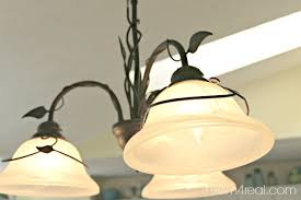 clean your light fixtures the easy way