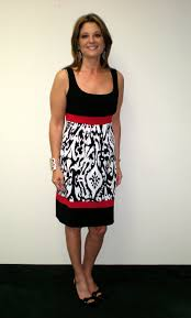 Black White And Red Dress Dress Ty