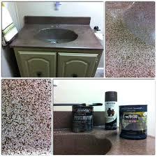 spray paint bathroom countertop photo 1 of 8 refinished bathroom sink using stone spray paint it spray paint bathroom countertop