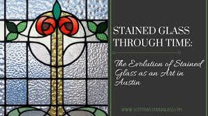 austin stained glass through time