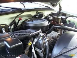1995 Chevrolet Tahoe LT 4x4 5.7 Liter OHV 16-Valve V8 Engine Photo ...