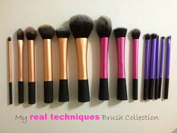 those of you that read beauty s or watch you shall probably already know about real techniques make up brush line but for those of you who don t
