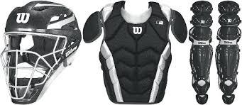 Wilson Pro Stock Wtproa Adult Baseball Catchers Gear Set