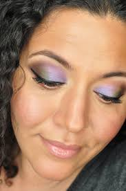 makeup of the day 121 with makeup geek eyeshadows
