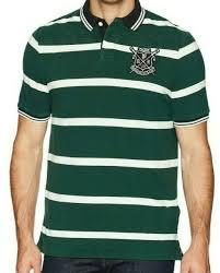 nwt polo ralph lauren 125 boathouse green stripe rugby shirt l rowing club