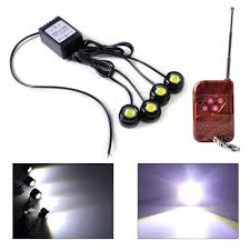 Strobe Lights For Cars Simple 60in60 Car 602v Hawkeye LED Emergency Strobe Lights DRL Wireless Remote