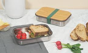 Stainless Steel Sandwich Box