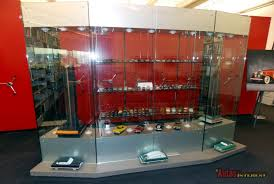 office display cases. wonderful office wall display cases gm heritage center front design s