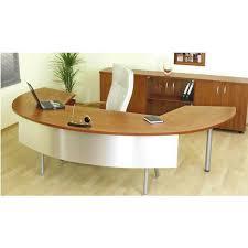 round office desk. wonderful desk half round front office desk for