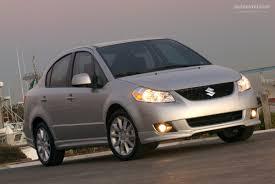 SUZUKI SX4 Sedan specs - 2006, 2007, 2008, 2009, 2010, 2011, 2012 ...