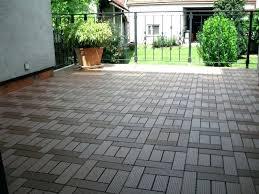 beautiful rubber patio tiles and tiles outdoor floor tiles outdoor patio tiles over concrete garden ceramic inspirational rubber patio tiles
