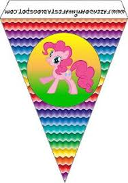 Small Picture 50 best My little pony birthday with free printables images on