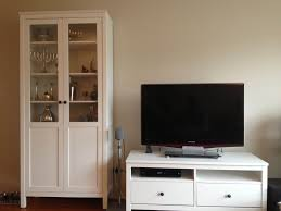 bookcases with doors and drawers. Furniture:Interesting White Ikea Hemnes Bookcase With Two Drawers Tv Stand For Family Room Storage Bookcases Doors And