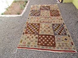 brown multi patterns are rug inches moroccan pattern navy tribal carpet area r