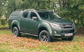 Isuzu D-Max Huntsman review: can a lavishly equipped pick-up be a ...