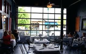 glass garage doors restaurant. Glass Front Garage Doors Restaurant When You Enter The Door With Inspiration S