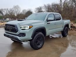 Designed by the gurus at toyota racing development (trd), the 2021 toyota tacoma trd pro is outfitted with specially engineered parts and accessories so you can take on the world's gnarliest terrain. 2021 Toyota Tacoma Trd Pro Review