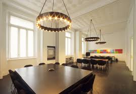 interior lighting design for homes. Fascinating Faux Tin Ceiling Tiles With Pendant Lighting And White Paint Walls For Modern Interior Home Design Homes T