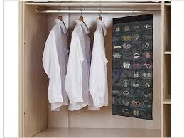 simple closet jewelry organizer