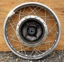 1964 honda dream 1964 honda ca77 305 dream front wheel rim hub assembly