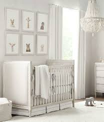 Nursery Gray Overall set the tone. for a nursery that suits boys' and  girls' rooms equally well, choose furniture in a silvery grey palette, then  accent the ...